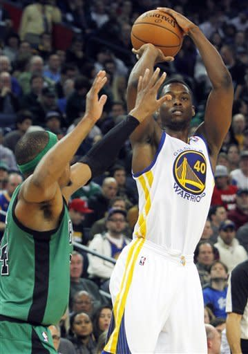 Warriors whip short-handed Celtics 101-83