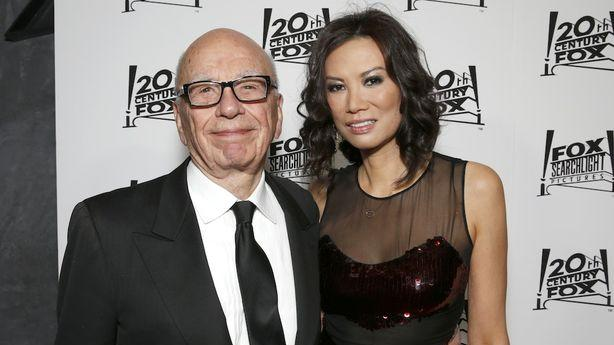 You Mean It Took Ten Years for Rupert Murdoch to Notice Wendi Deng's Accent?