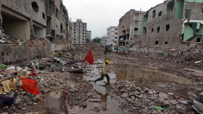 Search ends in Bangladesh; death toll put at 1,127