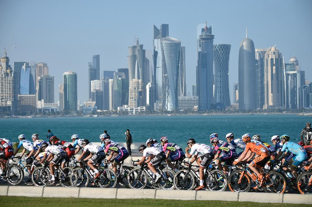 Tour of Qatar to return in 2018, say organisers