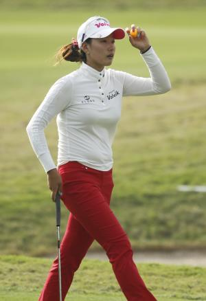 Choi shoots course record at Australian Open