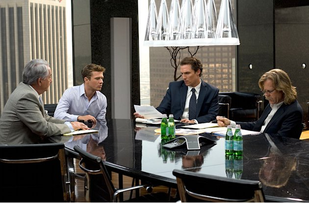 The Lincoln Lawyer 2011 Ryan Phillippe Matthew McConaughey William H. Macy