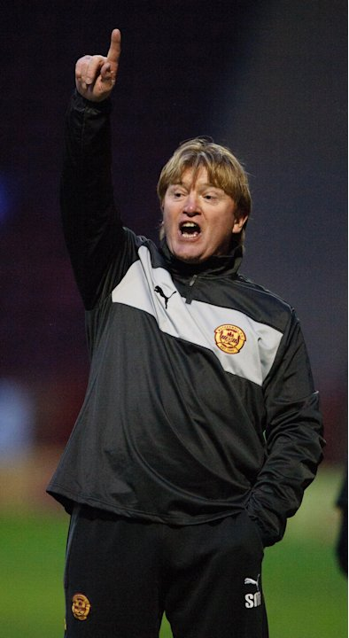 Soccer - Stuart McCall File Photo