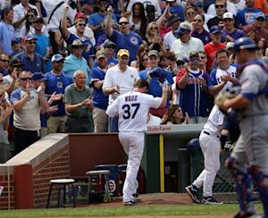 Murphy homers in 8th, leads Mets over Cubs 4-3