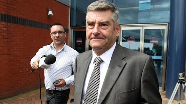 St Mirren chairman Stewart Gilmour and Ross County voted against league reconstruction plans