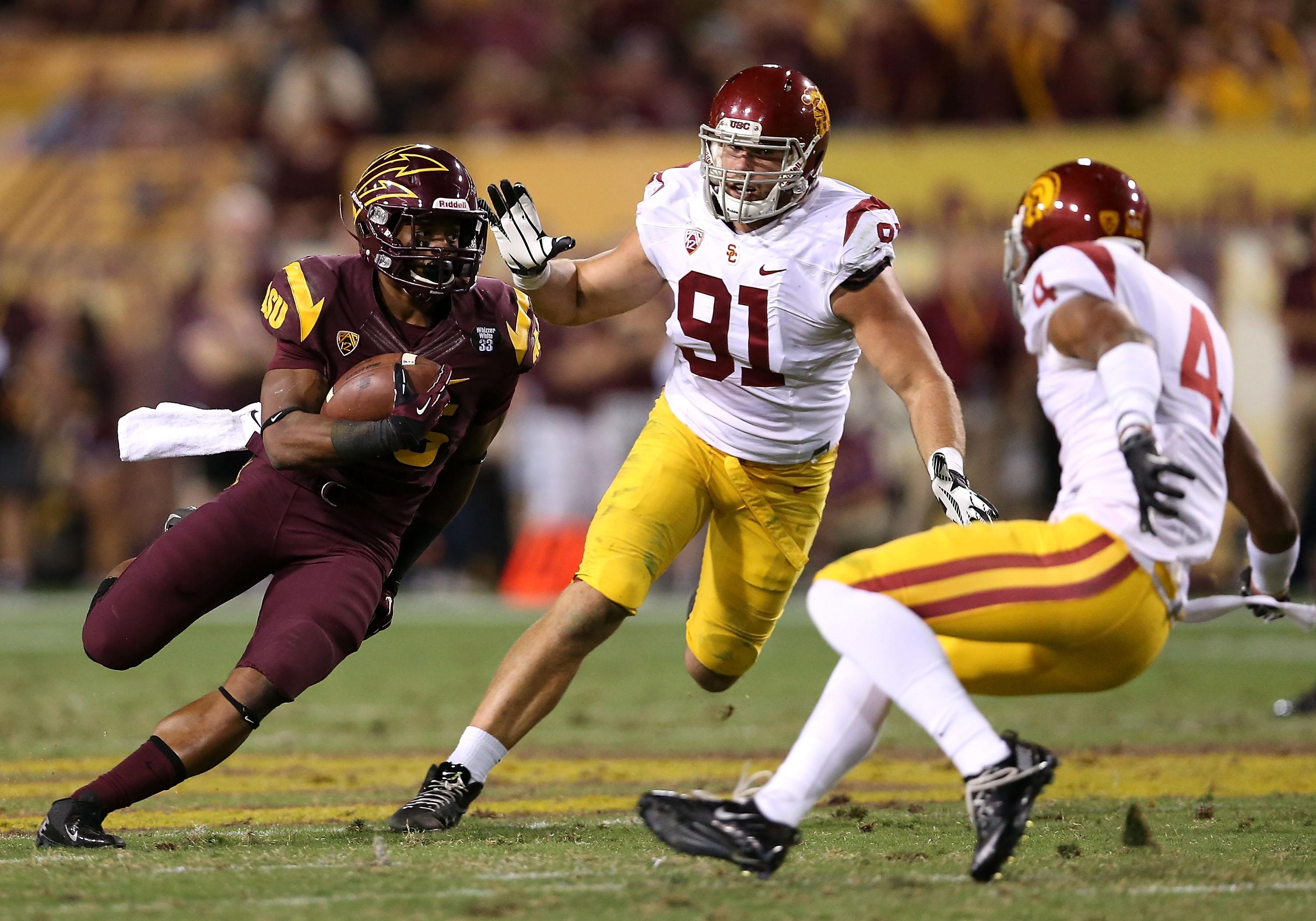 Ex-USC LB Morgan Breslin sues school over disability insurance