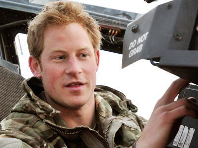 Harry: 'Too Much Army, Not Enough Prince'
