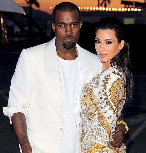 "Kanye Calls Kim His ""True Love,"" Clashes With Kris Jenner in W Interview"