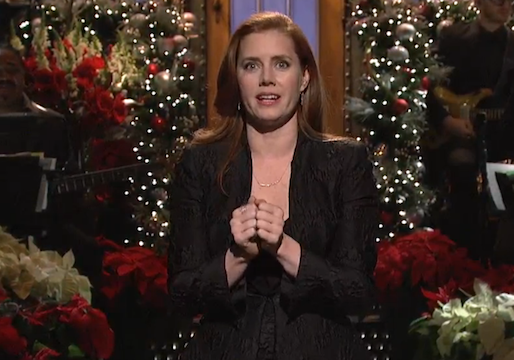 Amy Adams Hosts SNL: Watch Video of Best and Worst Sketches