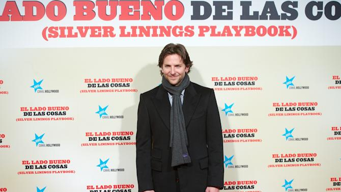'Silver Linings Playbook' Madrid Premiere