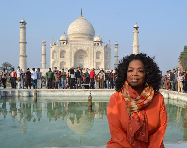 Why is Shobhaa Dee lashing out at Oprah Winfrey?