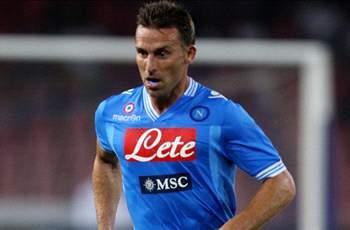 Napoli defender Campagnaro hints at Inter move
