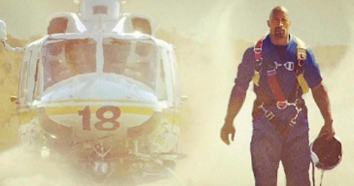 The Rock Rolls Over His Solo Bows With Est. $47.7M 'San Andreas' Opening; 'Aloha's Gray Clouds – Saturday B.O.