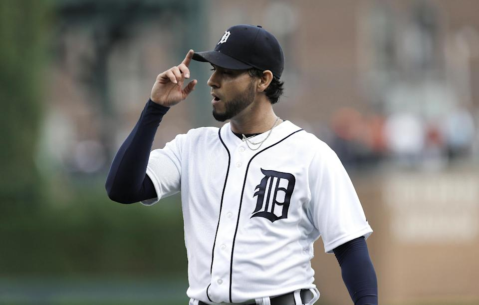 Fielder homers, Tigers beat Royals 4-1