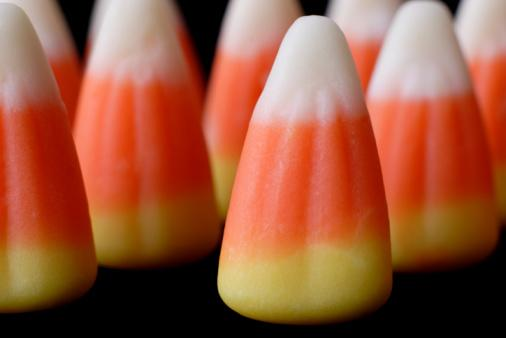 Retro candy: Candy Corn, Mary Janes or Tootsie Rolls
