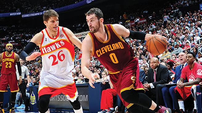 Labor of Love: Kevin Love's Lifelong Drive for a Championship