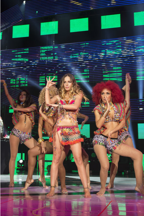 Kids Choice Awards México 2012, Cortesía Nickelodeon