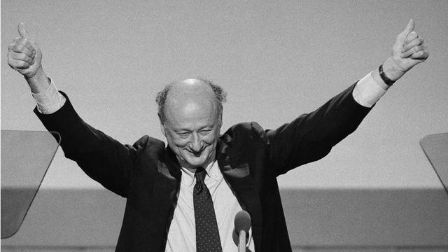 New York loses an original: Ed Koch