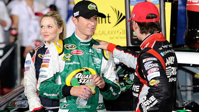 KASEY Kahne has four CUP WINS AT CHARLOTTE MOTOR SPEEDWAY