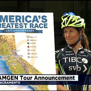2015 Amgen Tour Of California To Begin In Sacramento