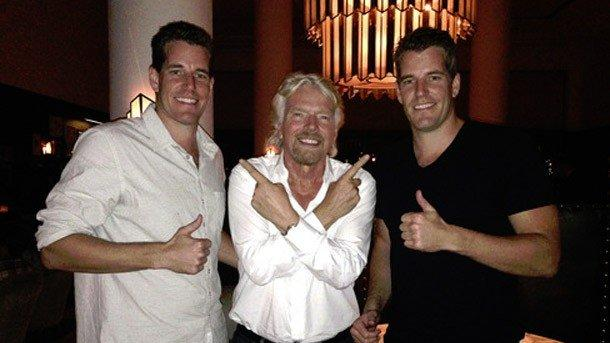 The Winklevoss Twins Score Virgin Galactic Tickets to Space, Paying With Bitcoin