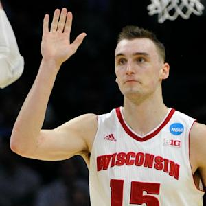Wisconsin's Sam Dekker Becomes A Household Name