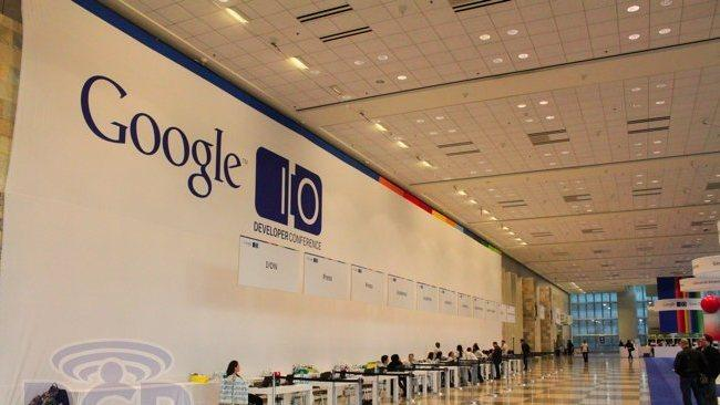 Google I/O 2013 scheduled to kick off on May 15th, registration will open early next year