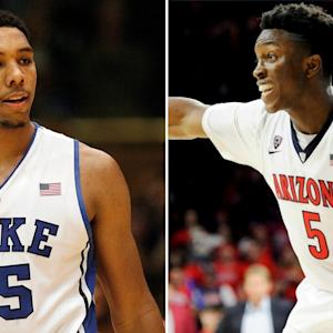 Duke vs. Arizona: Who's No. 2?
