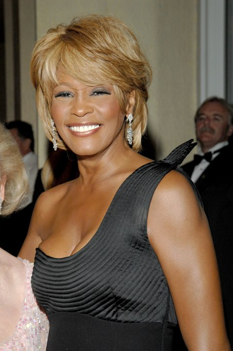 Fallece Whitney Houston