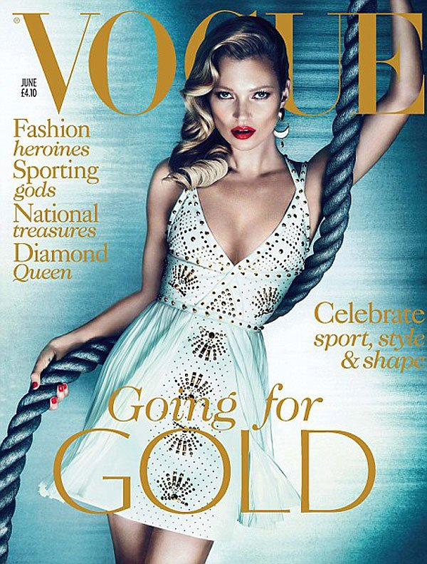 'Vogue' Bans Super Skinny & Underage Models From Its Magazine