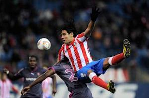 Falcao: It is too early to be talking about winning La Liga