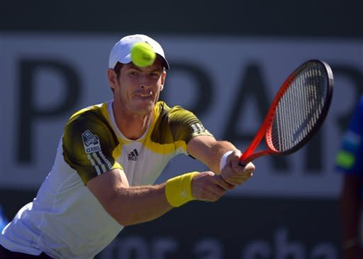 Novak Djokovic, Andy Murray, Mardy Fish earn wins