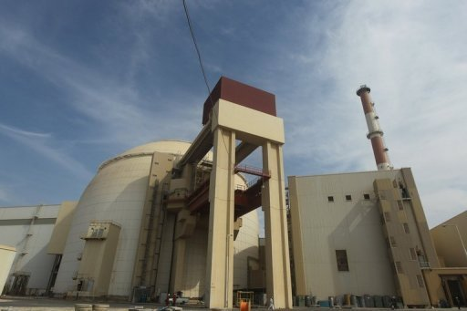 Iran denies 'problem' at sole nuclear reactor - Yahoo! News Maktoob