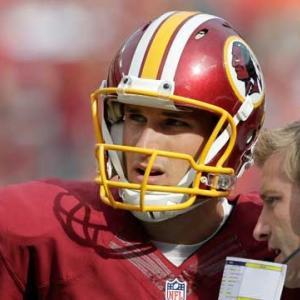 Arrington: Too early to give up on Washington Redskins QB RGIII