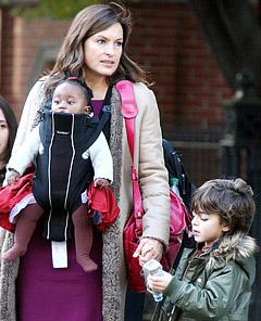 Mariska Hargitay Turns 48: Her Life as a Mom