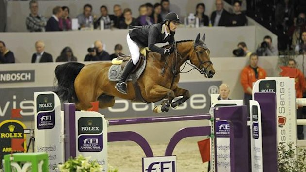 Steve Guerdat and his champion horse Nino des Buissonnets