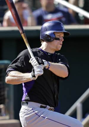 Morneau ready to step in at 1st base for Helton