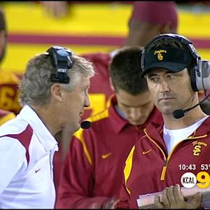 Former OC Steve Sarkisian Hired As New Trojan Head Coach
