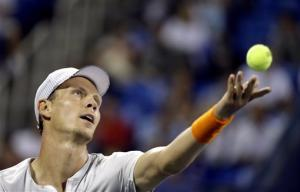 Berdych, Simon set up Thailand Open semifinal