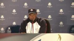 Tiger ready for Ryder Cup