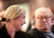 Jean-Marie Le Pen : Je vais vivement incliner Marine à demander un million de dollars à Madame Madonna