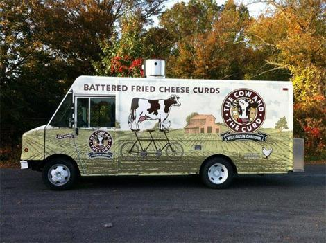 New Philadelphia Food Truck Offers Cheese Curds