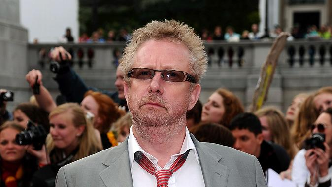 Harry Potter and the Deathly Hallows Part 2 UK Premiere 2011 Mark Williams