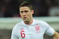 England defender Gary Cahill out of San Marino game