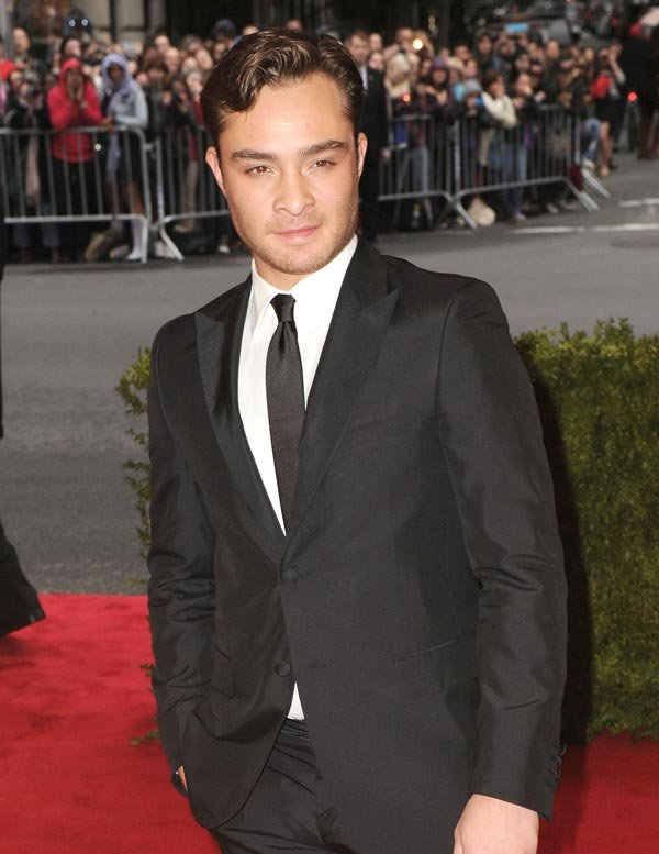 Happy Birthday Ed Westwick! Today June 27, You're 25!