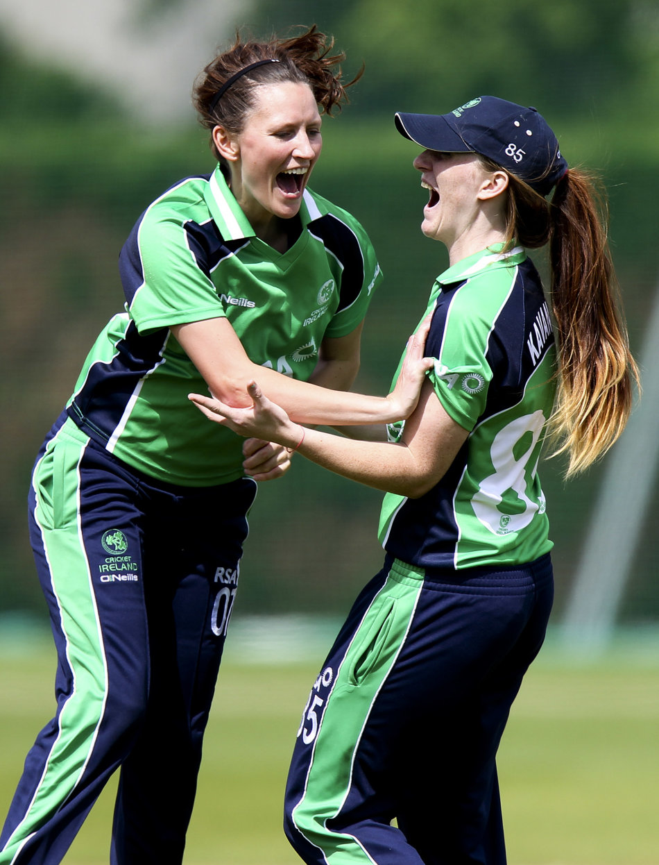 England Women v Ireland Women: NatWest International T20