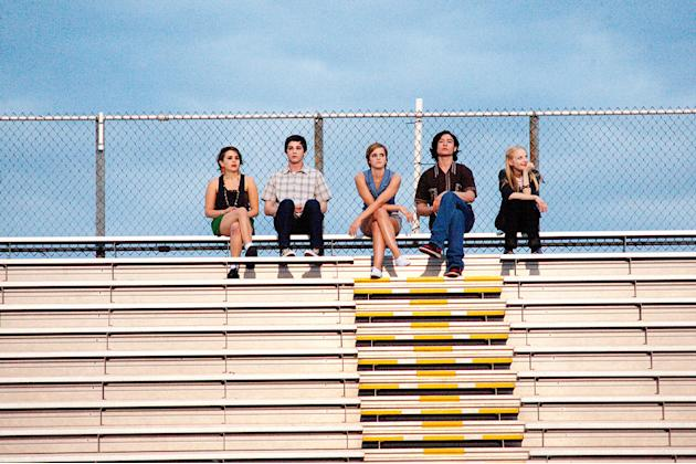 The Perks of Being a Wallflower stills