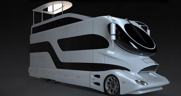 Inside 3 Million Dollar RV