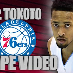 J.P. Tokoto 76ers Hype Video