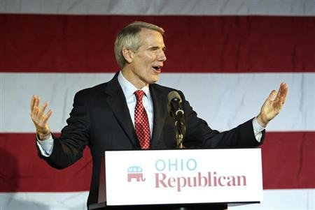 Republican Senator Portman says now backs gay marriage